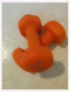 6Lb Dumbbell Weights