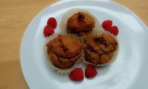 sweet pot muffins