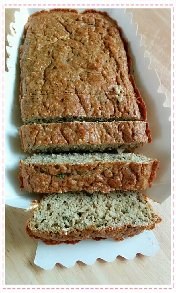 Baked Zucchini Loaf