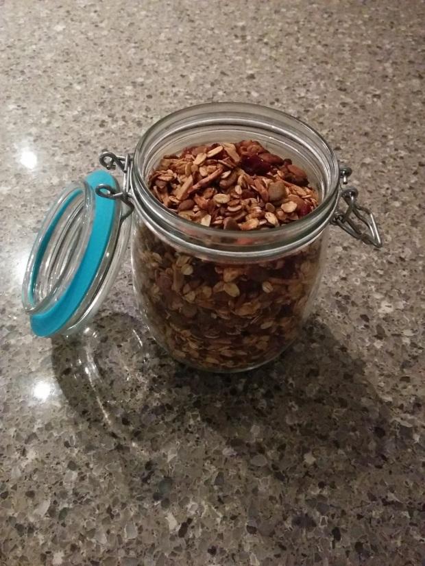 Jar Granola